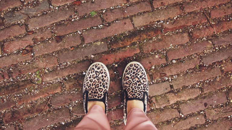 Animal print has been all the rage this fall and winter, as fashionistas swap it in for neutrals to be paired with solid-color sweaters and coats.