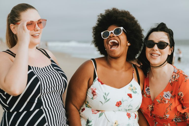 Sometimes you have to break the rules to express yourself when it comes to plus size fashion.