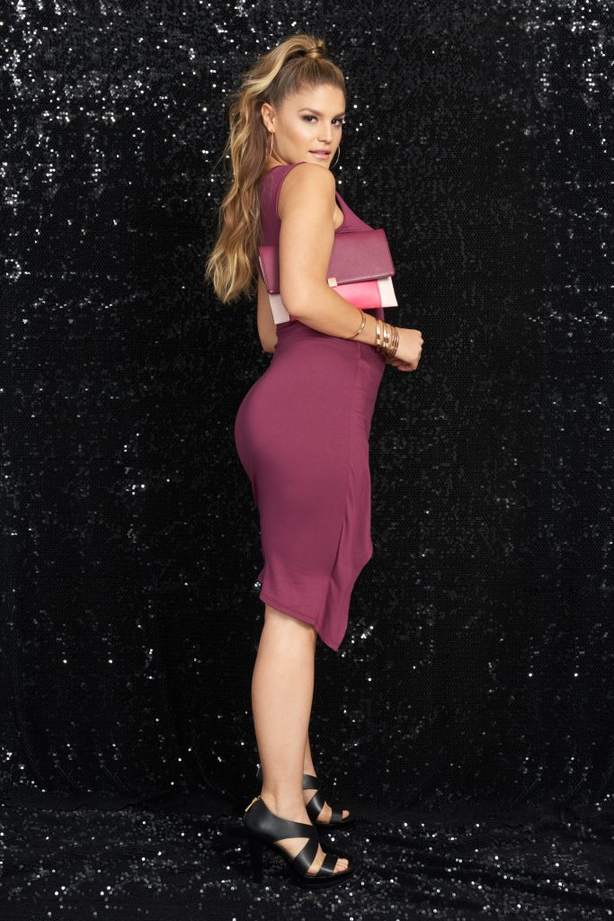 A sleek and sexy dress will have you feeling confident on your next girls night out.