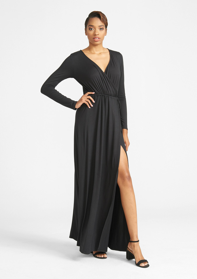 Alloy Apparel Tall Women's Maxi Dress